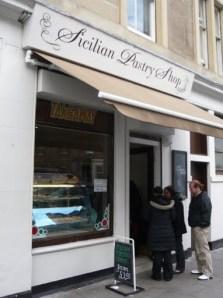 Cake Shop Leith