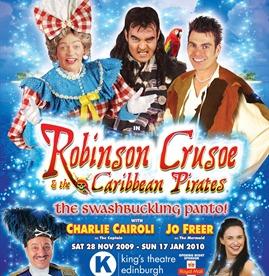 Edinburgh Pantomime