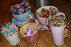 Buckets of Sweets