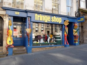 Fringe Shop, High Street