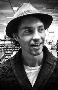 Edinburgh-based electropop artist, Jarp Sport