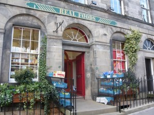 Real Food Stores, Edinburgh