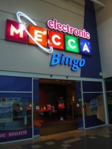 Fountainpark Bingo
