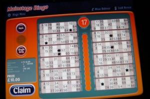 Modern Bingo