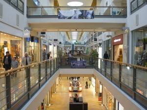 Inside Ocean Terminal