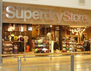 Superdry Store, Ocean Terminal