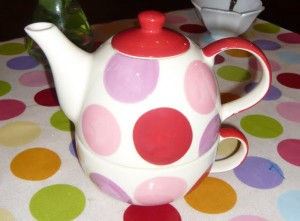 Cute tea pots