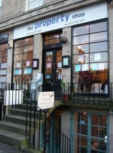 The Proper 'Tea' Shop