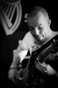 Bassist with Ivory