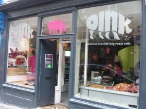 Oink, Victoria Street
