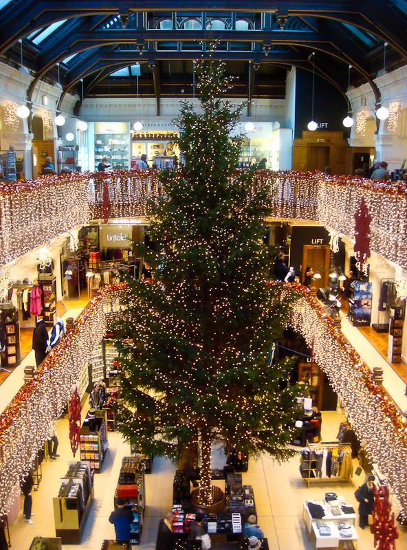 Jenners' Christmas Tree