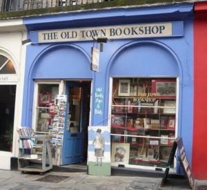 Old Town Bookshop, Victoria Street