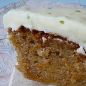 No 1 carrot cake in Edinburgh