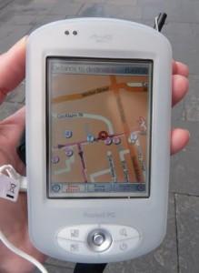 Roam Edinburgh GPS