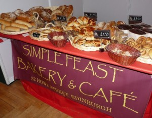 Simple feast, Howe Street