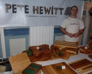 Pete Hewitt, one to watch out for