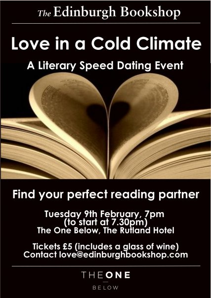 Literary speed dating melbourne