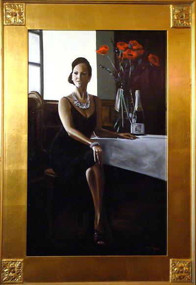 Champagne Club by Davy Macdonald