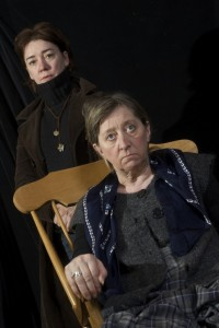 Cara Kelly and Nora Connolly as Maureen and Mag (photo by Alan McCredie)
