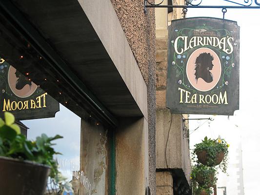 Clarindas Tea Room