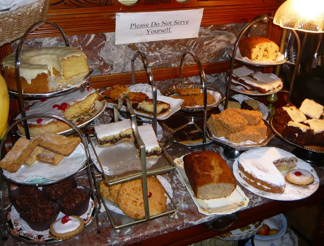 Edinburgh Review Clarinda S Tea Room Canongate