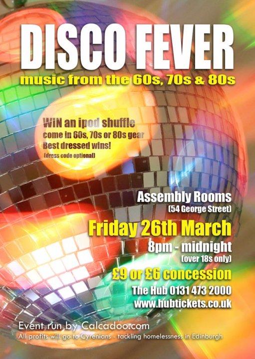 charity disco