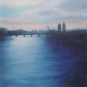 Shimmering Echoes by Jamie Primrose