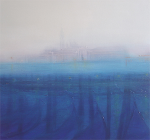 Misty Morning Looking Towards San Giorgio Maggiore