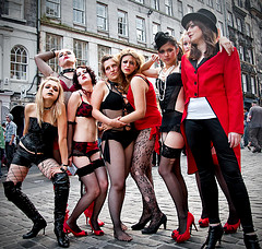 Seven Deadly Sins (Edinburgh Fringe performers)