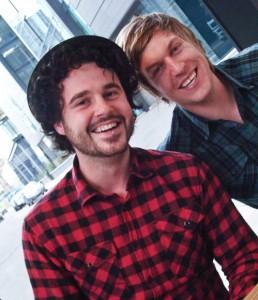 Jay & Lee of We Luv Musik