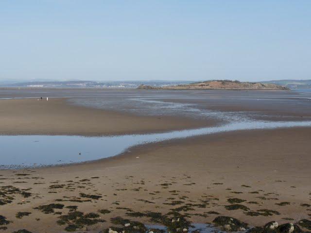 Cramond Island Tide Times May