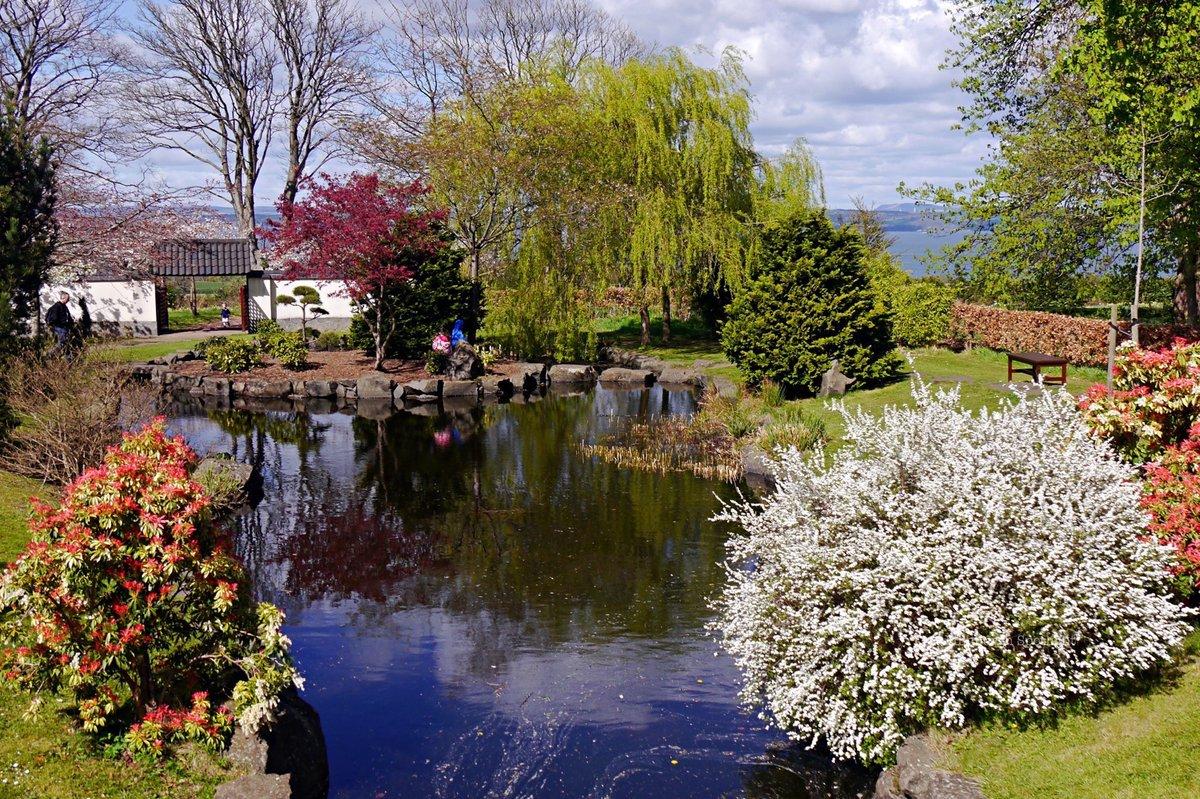 Edinburgh - Edinburgh Kyoto Friendship Garden, Lauriston Castle ...
