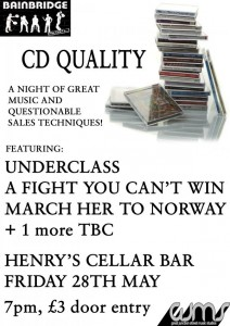 CD Quality