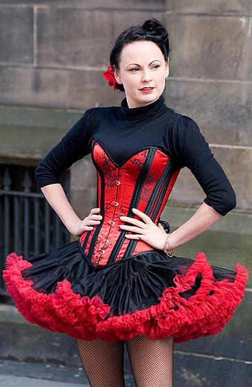 """Songbird"" - Felicity Redman, street-performing opera singer"