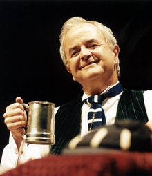 Rodney Bewes in Three Men In A Boat