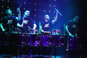 Rhythm Drum & Dance (photo copyright Sabine Brinker)