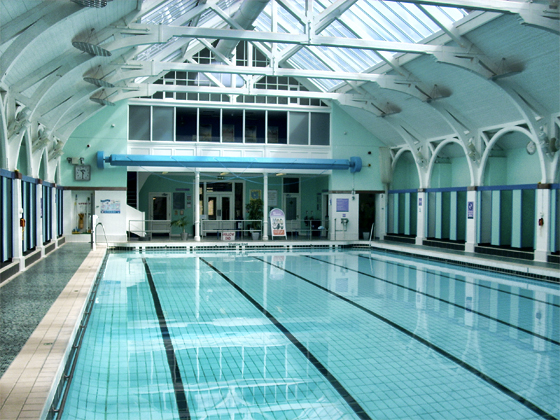 The Victorian splendour of Warrender Baths