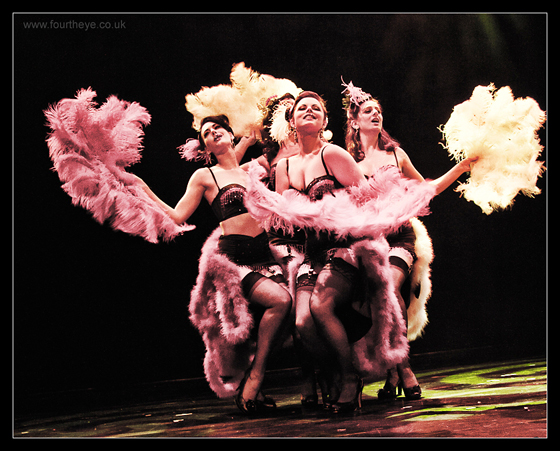 Circus Burlesque