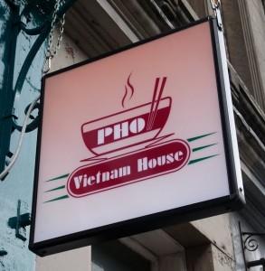 Vietnam House Restaurant Menu Edinburgh