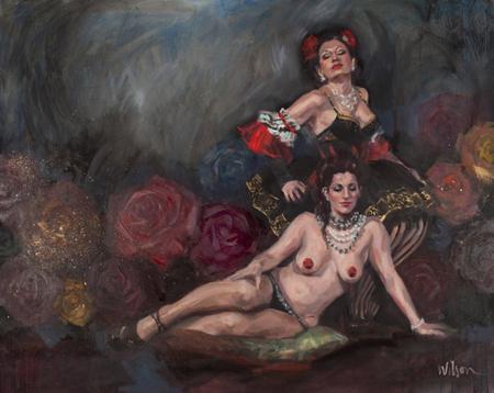Harlots by Fiona Wilson