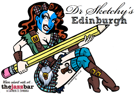 Dr Sketchy's Edinburgh