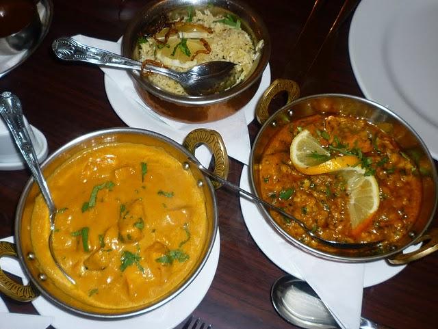 Christmas In India Food.Edinburgh Spotlight