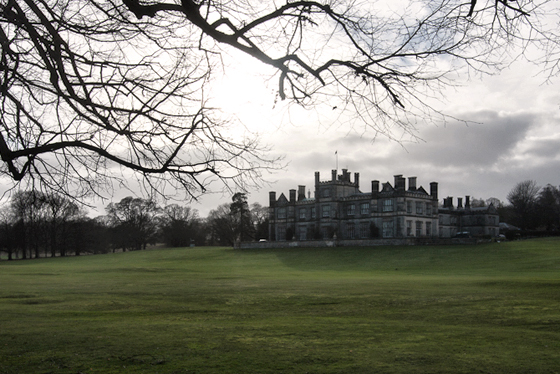 The grandeur of Dalmeny House