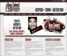The Raw Talent Company