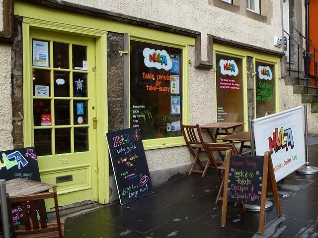 Edinburgh News Hula Juicebar Opens After Refurb