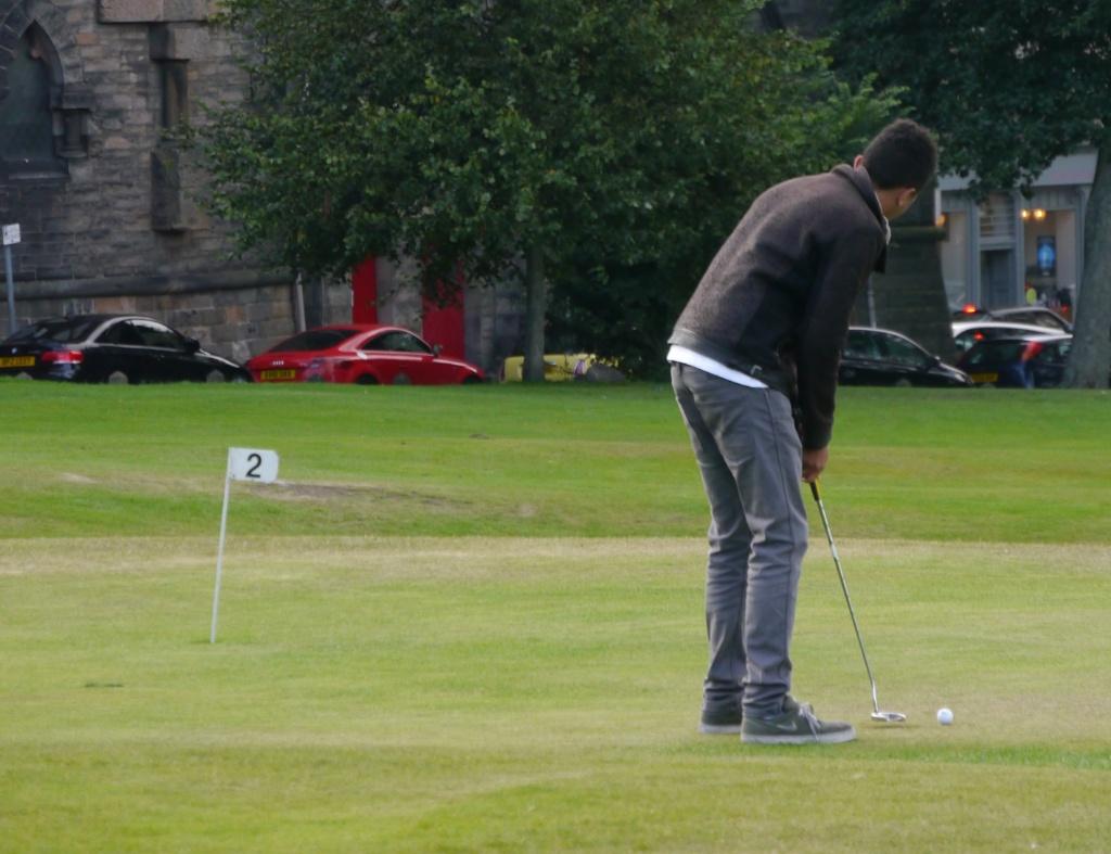 Free golf