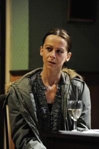 Kate Dickie in Any Given Day (photo credit: Richard Campbell)
