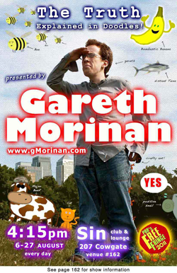 Gareth Morinan - The Truth (Explained in Doodles!)
