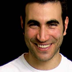 Brett Goldstein Grew Up In A Strip Club