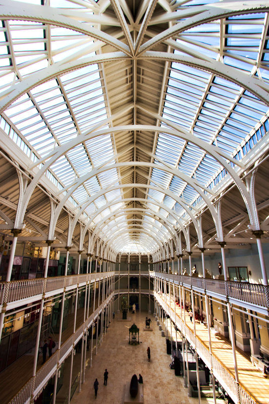 The National Museum of Scotland - a treasure of Edinburgh